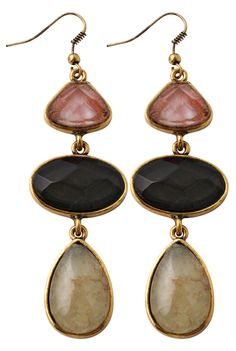 1000 images about boho love on pinterest bijoux golden leaves and gemstone earrings Bijoux brigitte catalogue