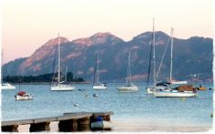 Bahía de Alcudia #mallorca #islasbaleares