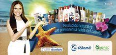 La nueva imagen de los productos María Salomé en Puerto Rico