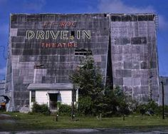 Roc Drive-In Movie Theater Rock Hill South Carolina Color Photo Print Rock Hill South Carolina, Drive In Movie Theater, Island, Movies, Color, Image, Ebay, Colour, Films