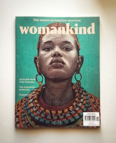 """Check out my @Behance project: """"Womankind magazine covers."""" https://www.behance.net/gallery/58292379/Womankind-magazine-covers"""