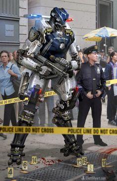The NY Incident by Eliott Lilly on ArtStation. Concept Art World, Robot Concept Art, Armor Concept, Ranger Rpg, Power Rangers, Cyberpunk Rpg, Gato Anime, Arte Robot, Mekka