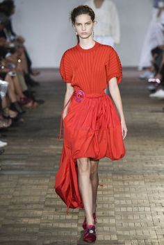 Sportmax Spring/Summer 2017 Ready-To-Wear Collection | British Vogue
