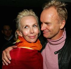 Sting, 63 years old