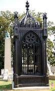 Hollywood Cemetery in Richmond, Virginia  President James Monroe