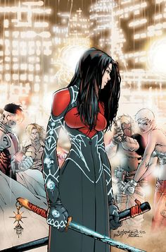WILDCATS: NEMESIS #1 one of my favorite covers