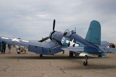 Vought F4U Corsair.