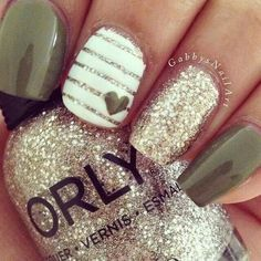 <3.    I absolutely adore these nails!   :)