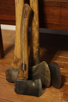 hatchet in the company of axes