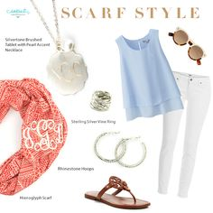 Love this look! Accessories by Initial Outfitters.