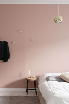 Dusty rose bedroom dusty pink wall paint blush walls in the bedroom dusty pink bedroom paint . Dusty Pink Bedroom, Pink Bedroom Walls, Rose Bedroom, Bedroom Wall Colors, Pink Room, Bedroom Decor, Bedroom Modern, Pale Pink Bedrooms, Pink Master Bedroom