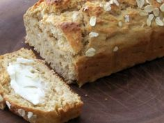 Healthy breakfast loaf