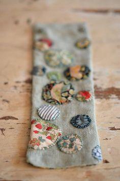 dotty cuff_Geninne | by coco knits