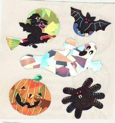 Sandylion Stickers HALLOWEEN - Prisma