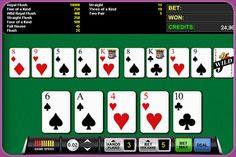 Wild Joker is one of the simplest games to play when it comes to video poker games. www.bingo-knights.com Video Poker Games, Games Images, Bingo, Knights, Games To Play, Joker, Things To Come, Knight, The Joker