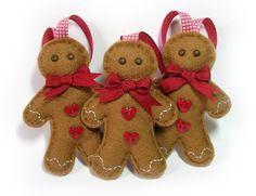 Tutti pazzi per il Natale e tutti pazzi per l'omino pan di zenzero, come lo si vuol chiamare gingerbread . Ecco per voi alcune proposte per...