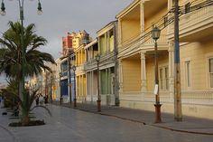 Baquedano Street, Iquique, Chile