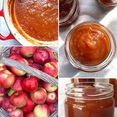 Sült almakrém | Chili és Vanília Chili, Spices, Vegetables, Cooking, Food, Tarte Tatin, Kitchen, Spice, Chile