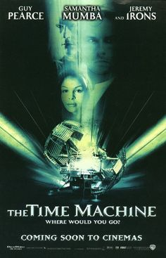 the time machine characters