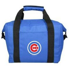 Chicago Cubs MLB 12 Pack Kolder Kooler Bag
