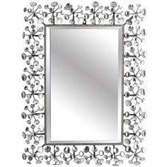 Jimmy, I think this mirror would look quite stunning over my makeup table in my new room...hint hint...