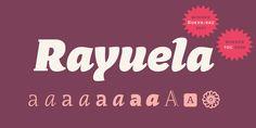 Rayuela™ - Webfont & Desktop font « MyFonts