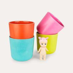Multi EKOBO Cup Set - 4 Pack £15