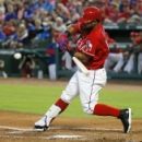 Andrus homers Odor returns in Rangers' win vs Mariners (Yahoo Sports) Ranger, Basketball Court, Sports, Hs Sports, Sport