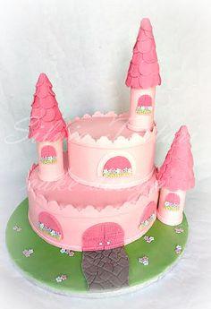 Torta castello - Castle cake
