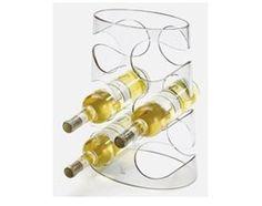 umbra Stojak na Wino Grapevine transparentny - 330950-165