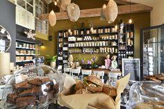Vue d'ensemble de notre boutique Mangez Moi au Bois Plage en Ré