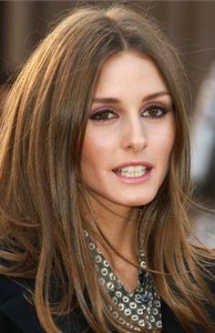 Olivia Palermo light brown