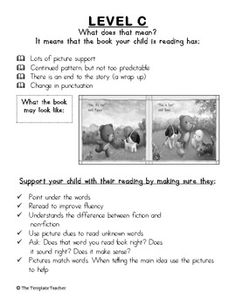 Guide to Reading Levels: A - R - Features of a Leveled Book. $ but love the idea so much.