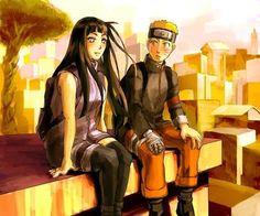 Hinata and Naruto Hinata Hyuga, Boruto, Naruto Shippuden Sasuke, Itachi Uchiha, Anime Naruto, Naruto Funny, Naruto Art, Naruto And Sasuke, Naruhina Doujinshi