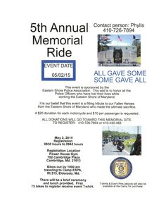 d-day memorial ride colchester