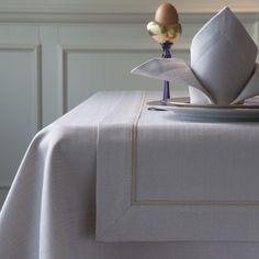 Приятного аппетита! Столовый текстиль от Fiori di Venezia.