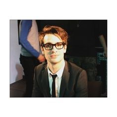 Brendon Urie is AMAZING ❤ liked on Polyvore featuring brendon urie