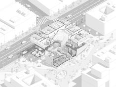 Ideas For Drawing Architecture Section Presentation Section Drawing Architecture, Architecture Panel, Architecture Visualization, Architecture Graphics, Architecture Student, Architecture Design, Axonometric Drawing, Isometric Drawing, Architectural Section