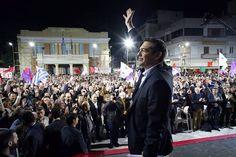 Comunicato della Segreteria Politica di SYRIZA