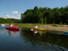 Kayak the Pemi River