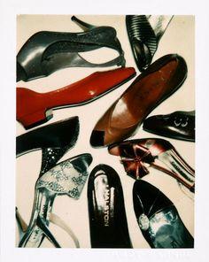 Andy Warhol - Still Life Polaroid
