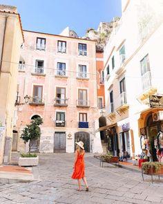Amalfi, Italy via Ana Linares