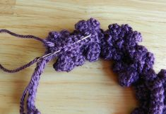 Free+Crochet+Flower+Necklace+Pattern | Grow Creative: Free Crochet Flower Necklace Pattern and Tutorial