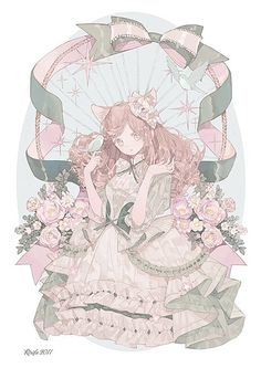 e-shuushuu kawaii and moe anime image board Chica Anime Manga, Manga Girl, Kawaii Anime Girl, Anime Art Girl, Anime Style, Poses Anime, Beautiful Anime Girl, Anime Artwork, Aesthetic Anime