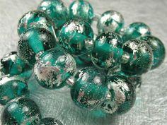 Into the Fire Lampwork Art Beads ~Alzavola~ Artist handmade glass beads OOAK SRA #Lampwork