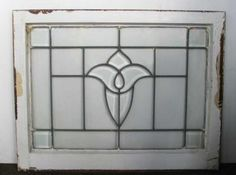 Antique Stained Glass Windows, Leaded Glass Windows, Old Windows, Stained Glass Panels, Stained Glass Patterns, Painting On Glass Windows, Lead Light, Vintage Mirrors, Ceiling Tiles