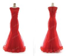 mermaid+prom+dresses+red+prom+dress+long+prom+dress+by+sofitdress,+$146.00