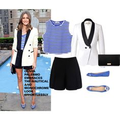 """OLIVIA PALERMO"" by lindaclark on Polyvore"