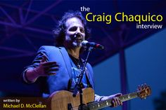 Spend 15 Minutes With Jefferson Starship guitarist Craig Chaquico!