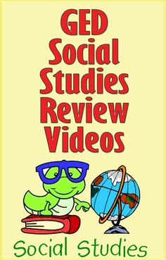 http://www.mometrix.com/academy/ged-social-studies/ Get free help on the GED Social Studies exam with these great GED Social Studies review videos!
